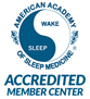American Academy of Sleep Medicine Accredited